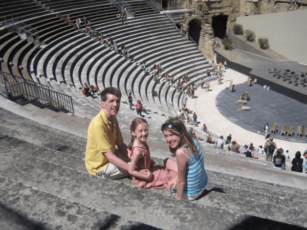 france-provence-orange-roman theatre