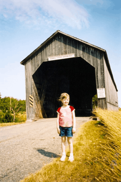 new brunswick-sawmill creek covered bridge