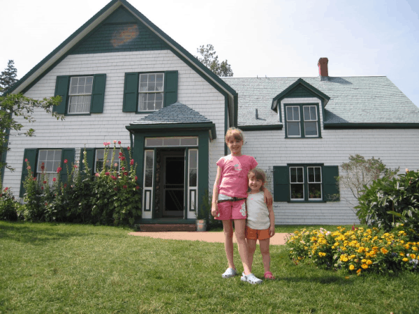 prince edward island-at green gables
