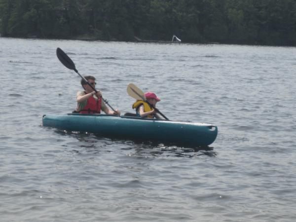 Rosseau Muskoka - kayak
