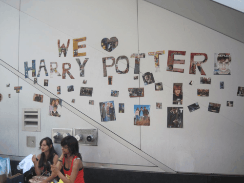 toronto-harry potter event-posters