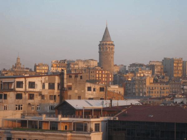 turkey-istanbul-skyline-galata tower