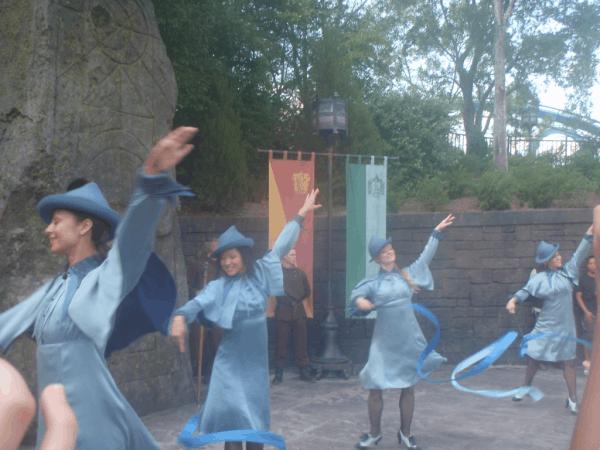Orlando-Wizarding World of Harry Potter