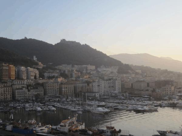 Italy-port of Salerno
