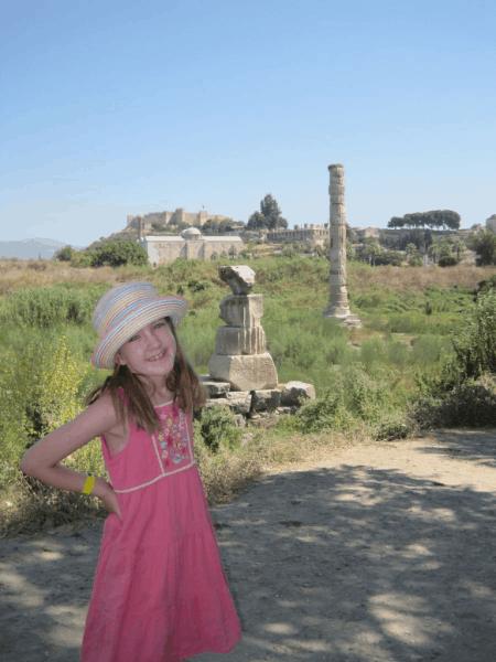 turkey-kusadasi-Temple of Artemis