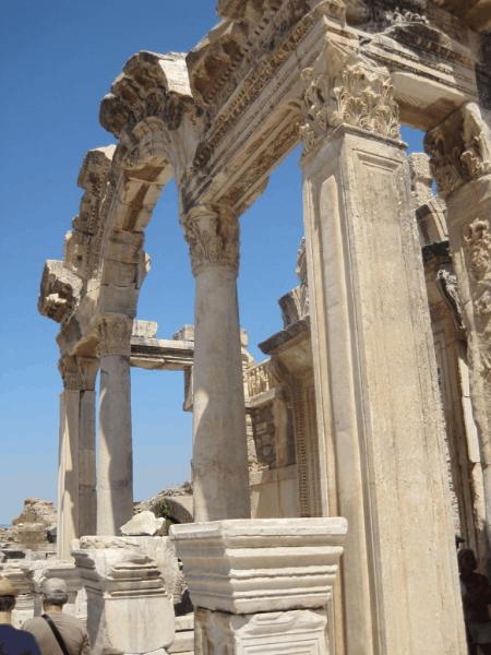turkey-Ephesus Structures