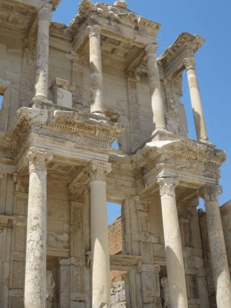 turkey-ephesus-library of celsus