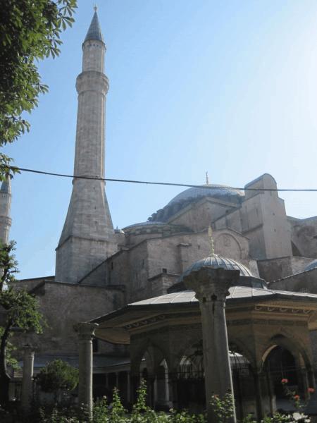 Istanbul-Hagia Sophia
