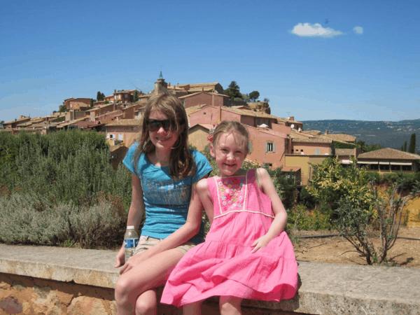 France-Roussillon-enjoying view