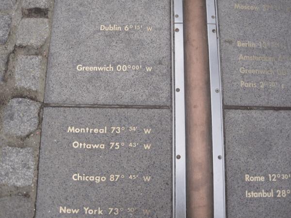 England-Greenwich-Prime Meridian