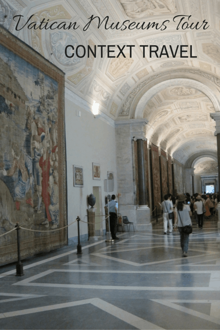 Vatican Museum Tour with Context Travel - Gone with the Family