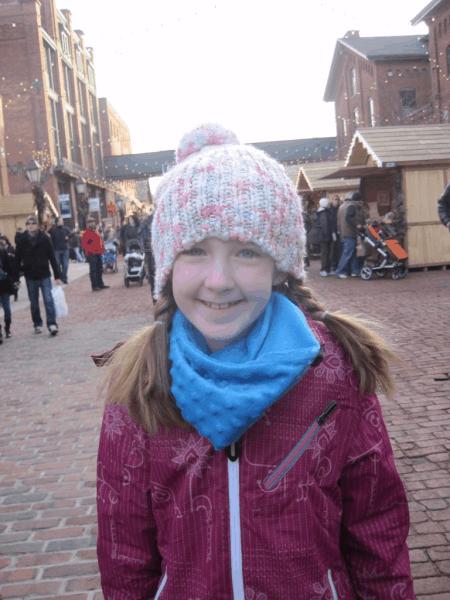 at Toronto's Christmas Market