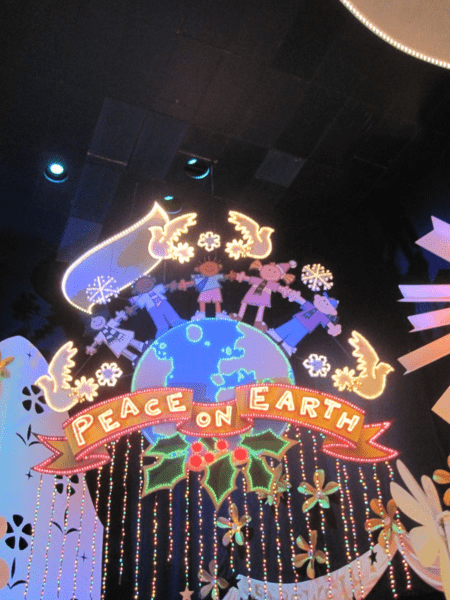 It's a Small World at Disneyland California