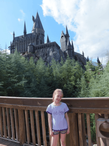 Orlando-at Wizarding World of Harry Potter
