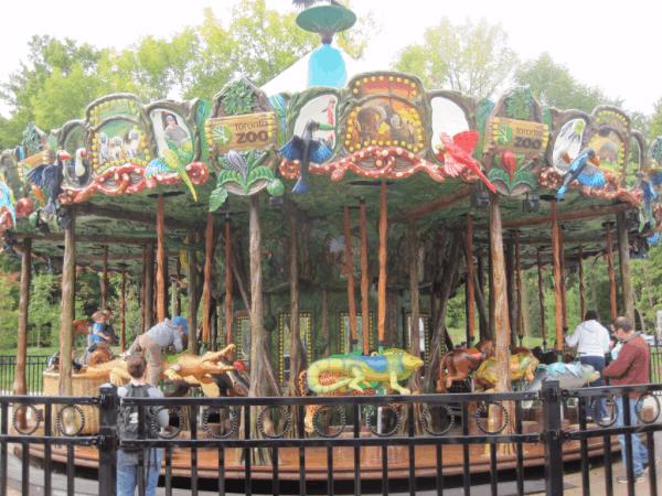 Toronto Zoo Carousel