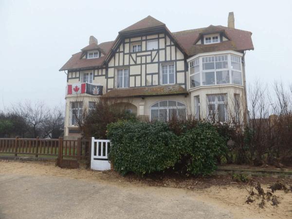 France-Normandy-Juno Beach-La Maison de Queen`s Own Rifles