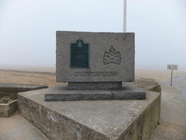 France-Normandy-Juno Beach Memorial
