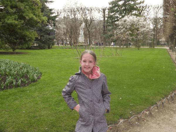 Paris-Luxembourg Gardens