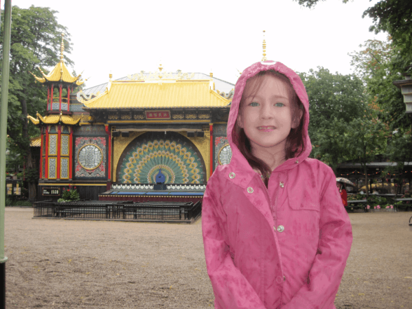 Copenhagen-Tivoli Gardens-outside Pantomime Theatre