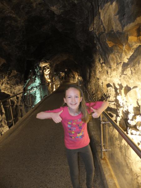 Sudbury-Science North tunnel