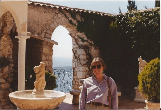 France-Fountain in Eze