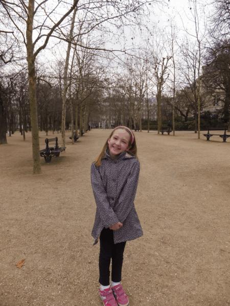 France-Paris-Luxembourg Gardens