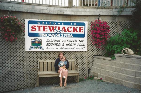 Nova Scotia-Stewiacke - 1998