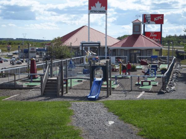 Nova Scotia-Stewiacke-Mastodon Ridge MiniPutt