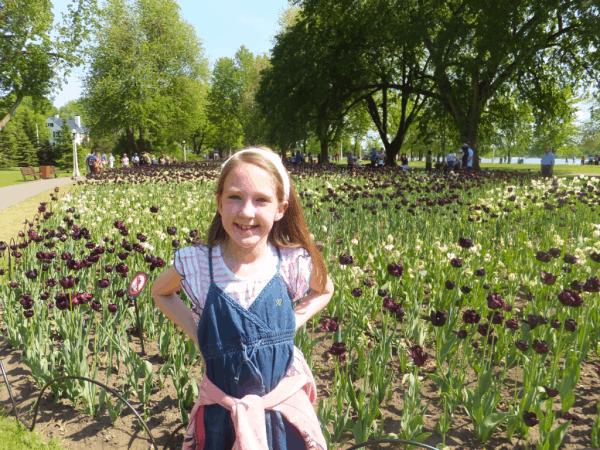 Ottawa-Tulip Festival-Commissioners Park