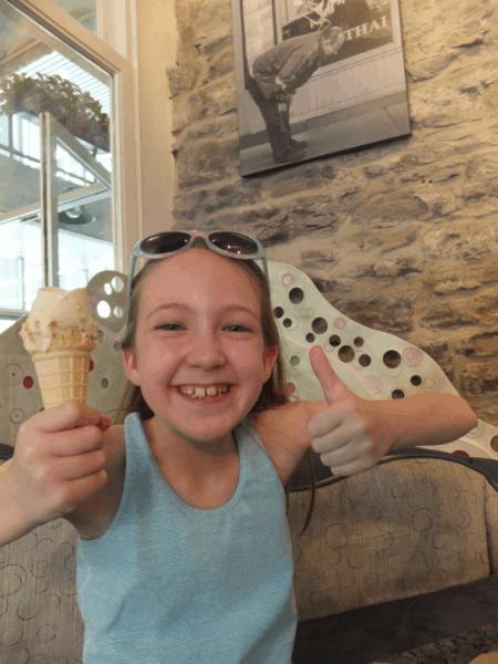 Ottawa-gelato at Piccolo Grande