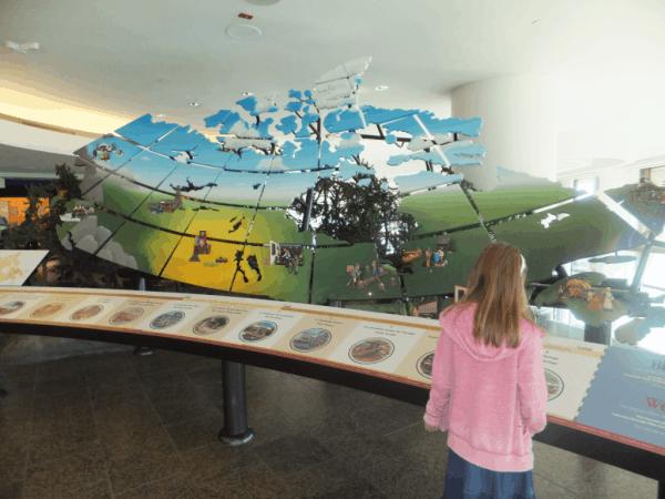 Ottawa-Exhibit at Canadian Museum of Civilization