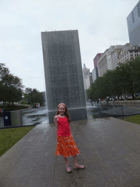 Chicago-Crown Fountain