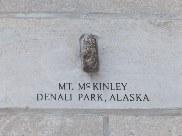 Chicago Tribune-Mt. McKinley fragment