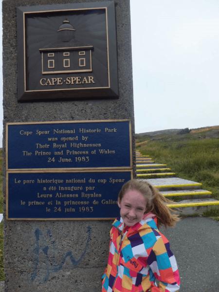 Cape Spear, Newfoundland