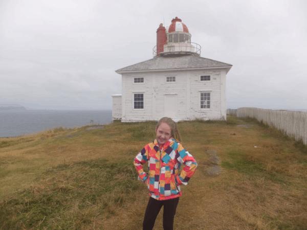 Newfoundland-Cape Spear-historic lighthouse