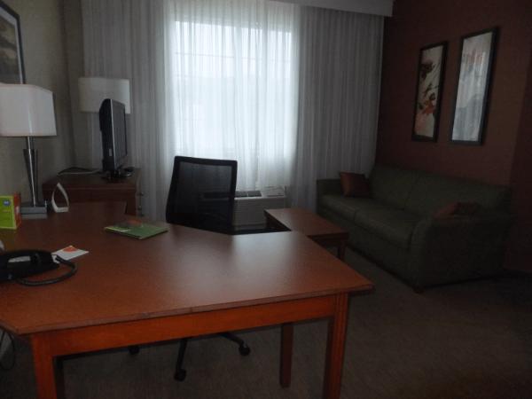Living Room Marriott St. John's Newfoundland