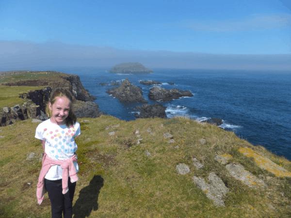 Newfoundland-Elliston-puffin site