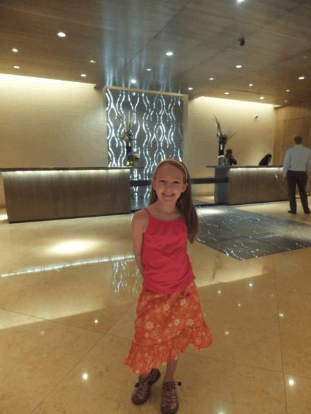 Chicago-Fairmont Millennium Park-lobby