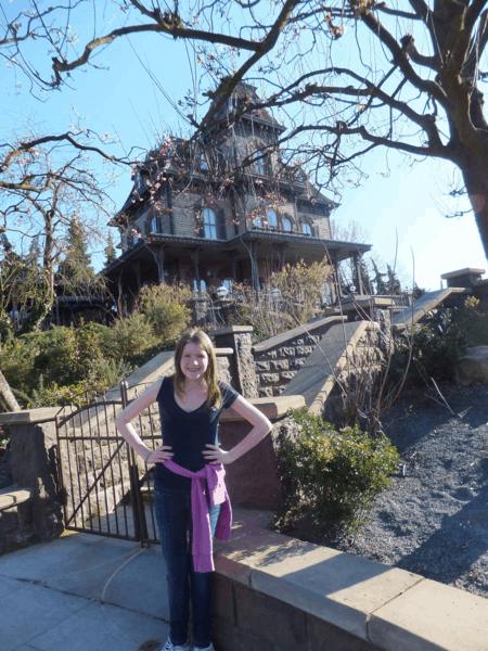 Disneyland Paris-heading to Phantom Manor
