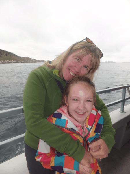 Newfoundland-Bird-watching in Witless Bay