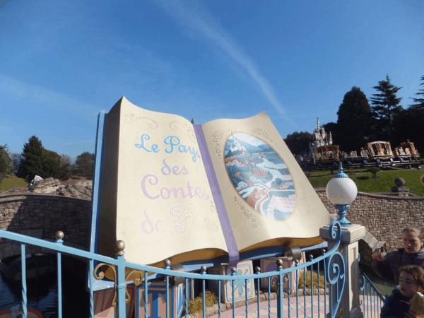 Le Pays des Contes de Fées at Disneyland Paris