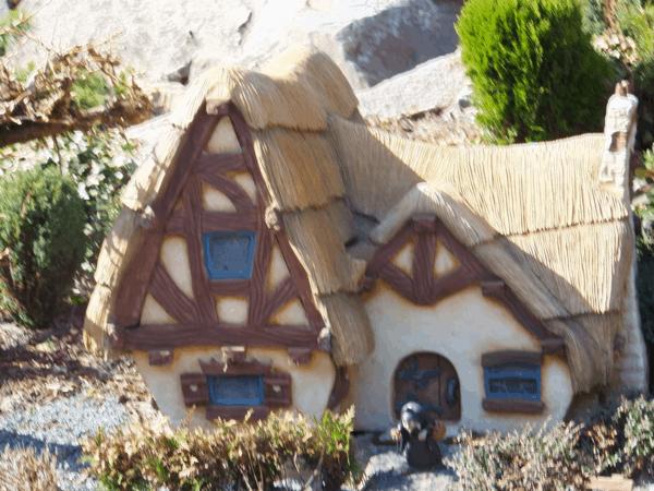 Dwarf's Cottage at Disneyland Paris