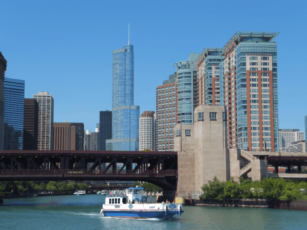 Chicago-Architectural Cruise