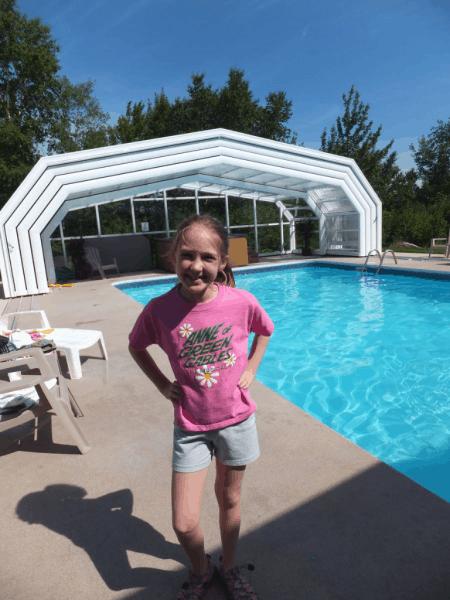 Newfoundland-Terra Nova Resort pool area