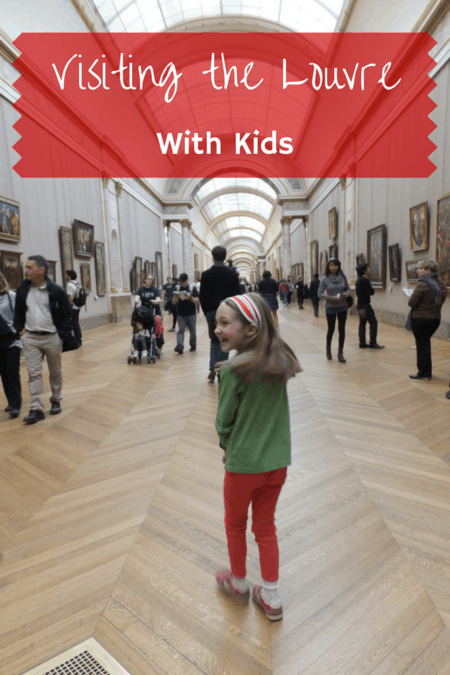 Visiting the Louvre with kids - Gone with the Family