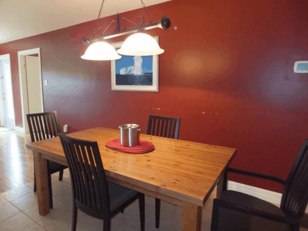 Newfoundland-Terra Nova Resort Dining area