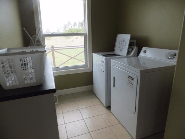Newfoundland-Terra Nova Resort Laundry Room
