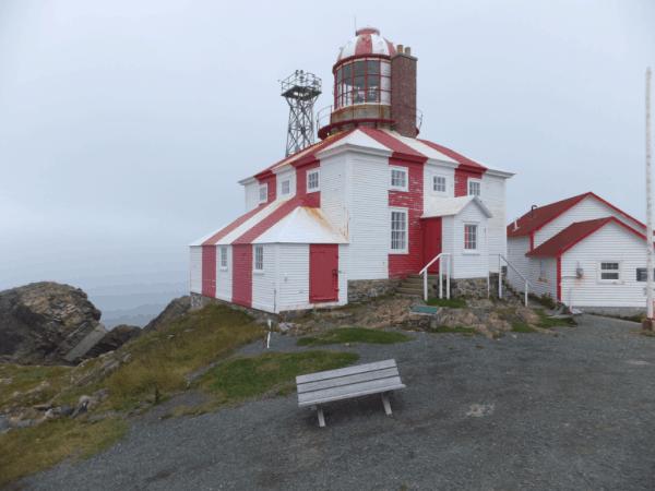 The Cape Bonavista Lighthouse-Newfoundland