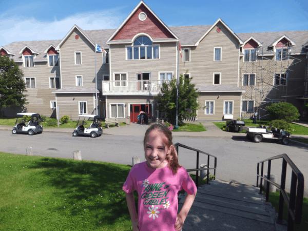 Newfoundland-Terra Nova Resort Main Building