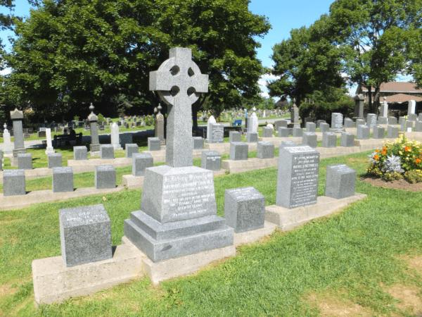 Halifax-Fairview Cemetery-Titanic
